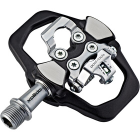 Xpedo Traverse Duo Pedals black